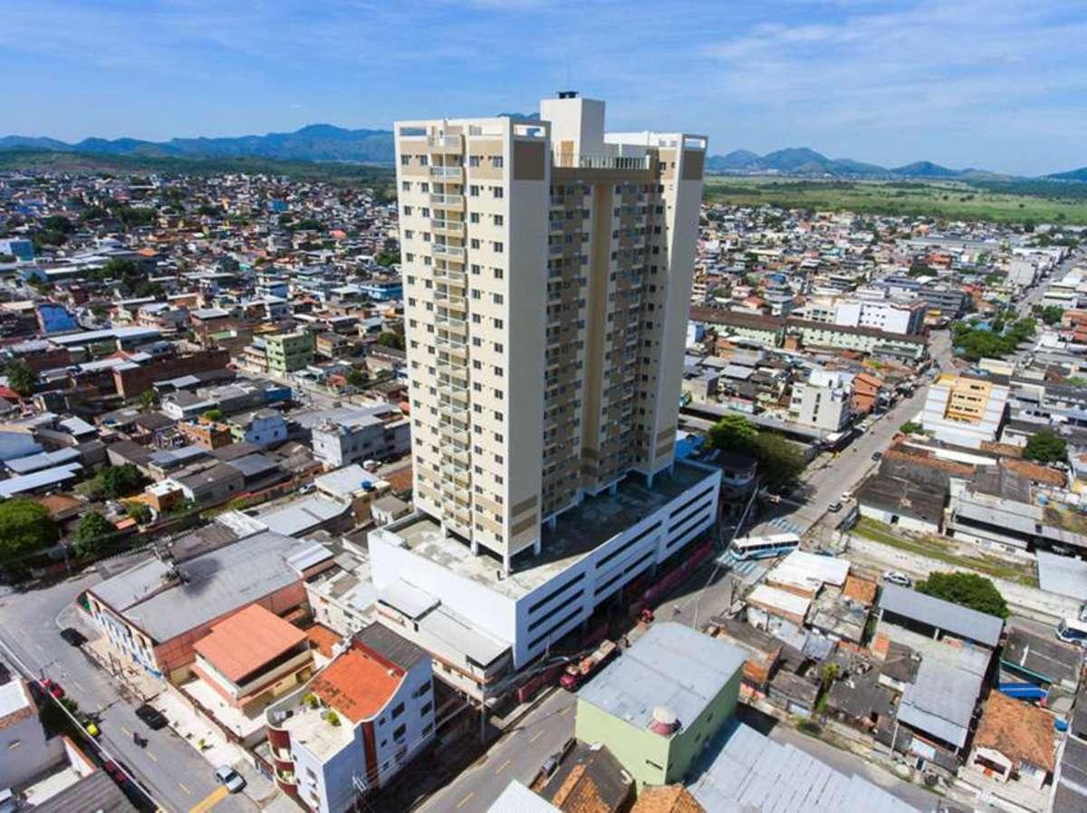 Foto aérea de Nilópolis, representando escritório de contabilidade em Nilópolis - Abertura Simples