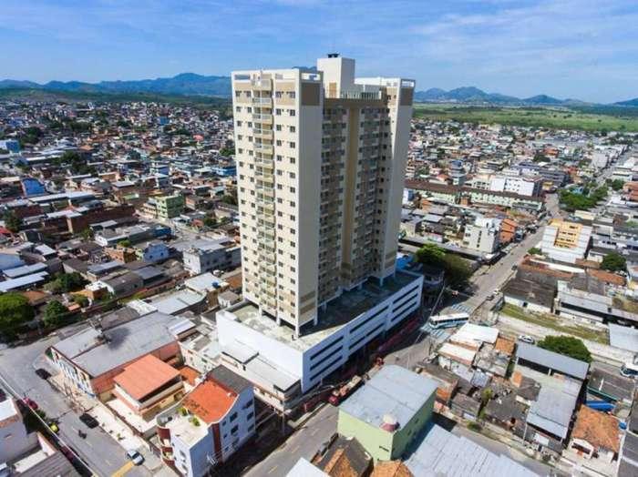 Foto aérea de Nilópolis, representando abrir empresa em Nilópolis - Abertura Simples