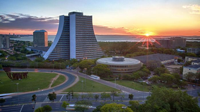 Foto da cidade de Porto Alegre, representando escritório de contabilidade em Porto Alegre - Abertura Simples