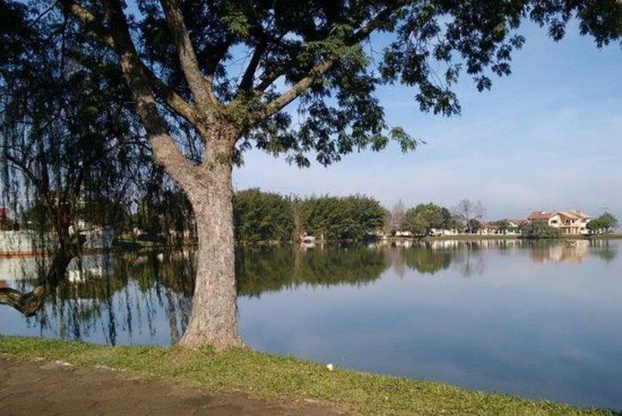 Foto de uma lagoa na cidade de Taquari, representando escritório de contabilidade em Taquari - Abertura Simples