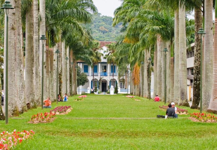 Museu da cidade de Joinville, representando abrir empresa em Joinville - Abertura Simples