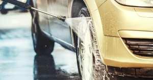 Carro, representando abrir um lava rápido - Abertura Simples
