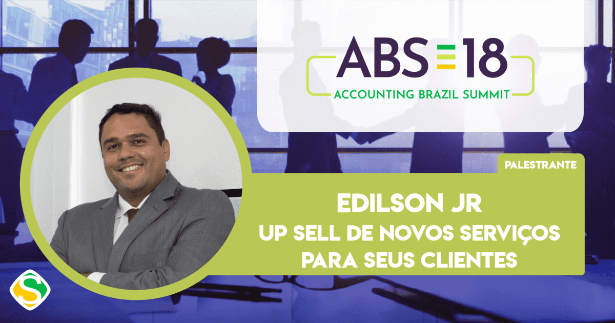 foto de edilson junior palestrante do abs18