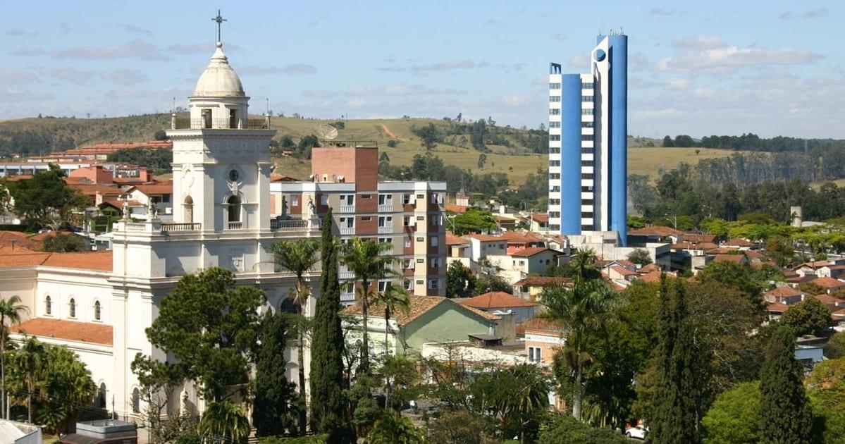 foto de igreja da cidade, representando abrir empresa em Itatiba