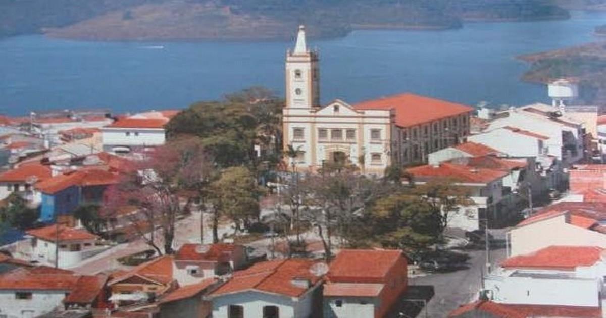 foto da igreja principal da cidade, representando como abrir empresa em Nazaré Paulista