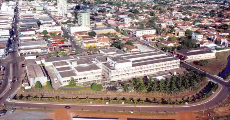 Foto da cidade, representando como escolher uma contabilidade em araguaína