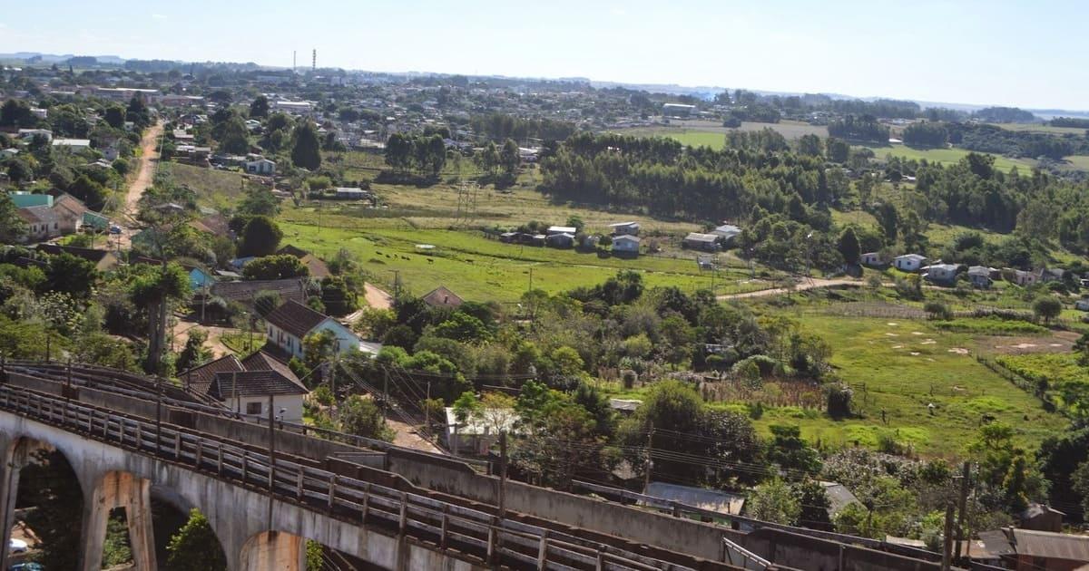 foto de ferrovia da cidade, representando como abrir empresa em tupanciretã