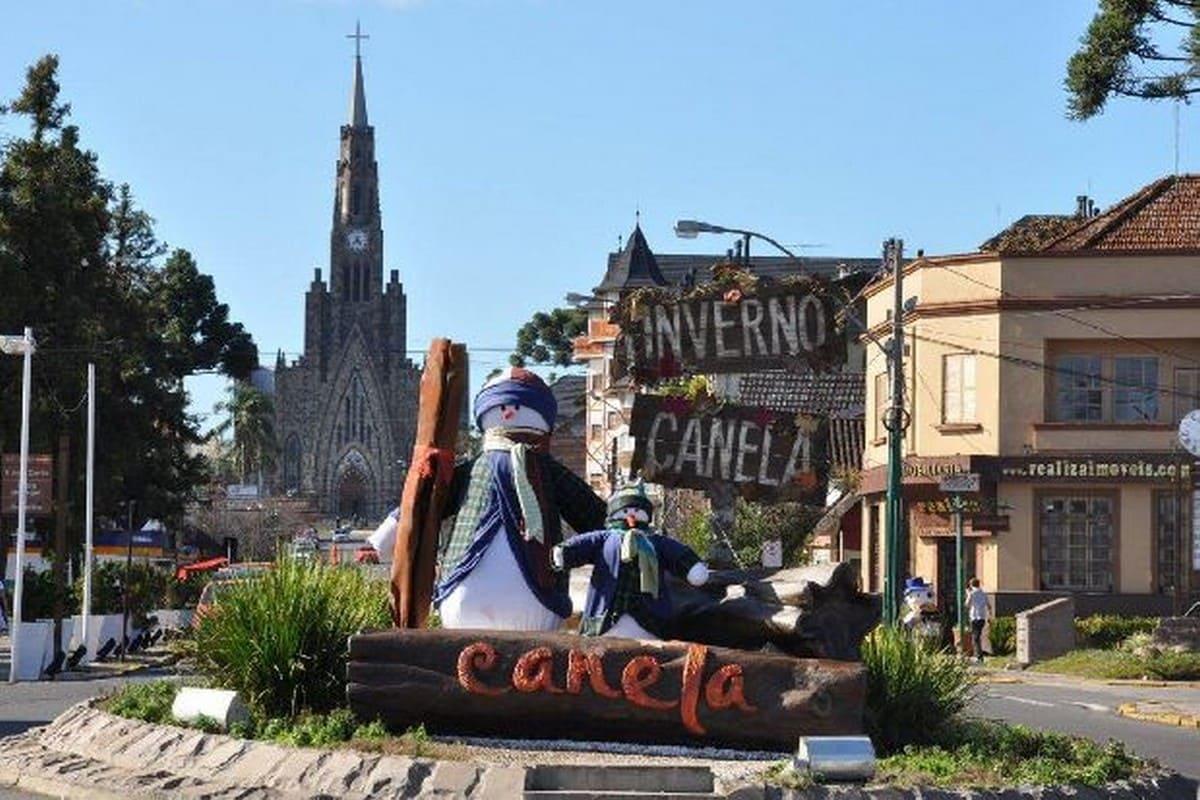 Imagem de pontos turísticos para quem deseja abrir empresa em Canela