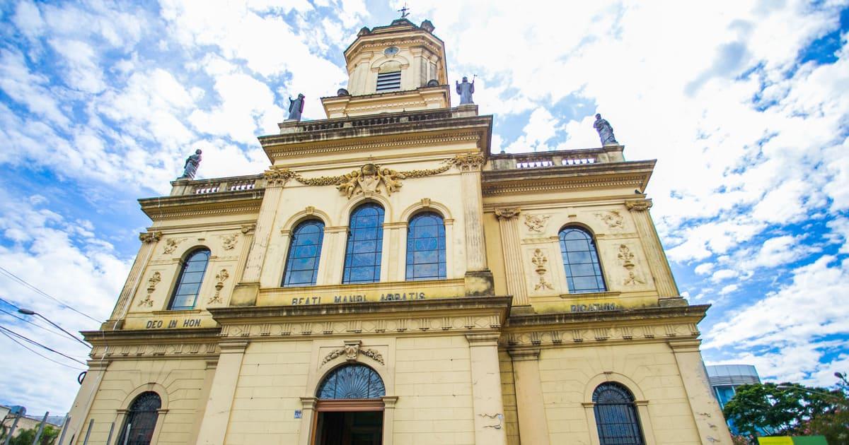 foto de catedral do bairro, representando como abrir empresa em santo amaro