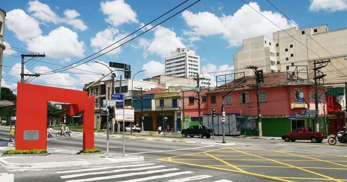 Imagem da Rua da Moóca, representando como abrir empresa na Moóca