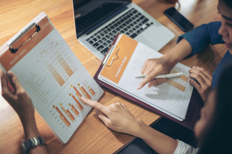 Imagem de um planejamento para saber o que é planejamento orçamentário