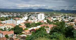 foto da cidade, representando a contabilidade em guanambi