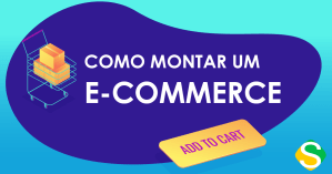 thumbnail do infográfico de como montar um e-commerce