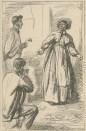 The Probus and his Valentines, London Society Vol.5, 1864, Thomas Morten