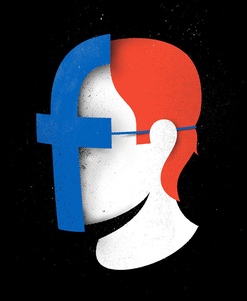 Social Media Mask