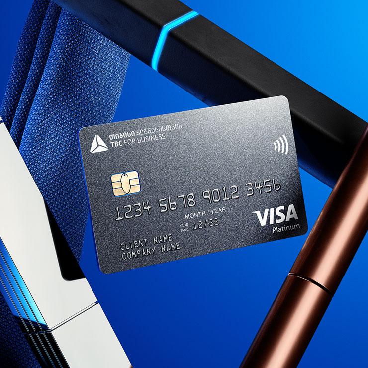 TBC - Visa Platinum
