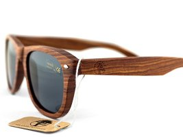 Top 3 Best Wood Frame Men's Sunglasses 2019 Review
