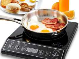 Top 3 Best Electric Induction Cooktops 2020 Review