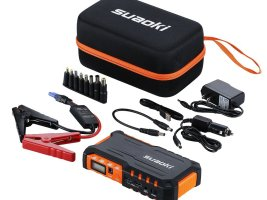 Top 10 Best Battery Jump Starters 2019 Review