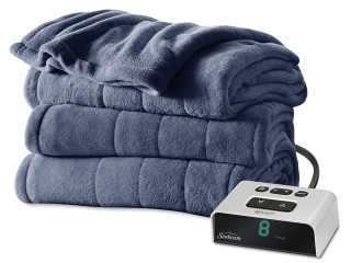 Top 3 Best Electric Blankets 2017 Review