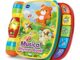 Top 3 Best Musical Toys For Kids 2019 Review