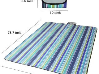 Top 3 Best Picnic Blankets 2017 Review