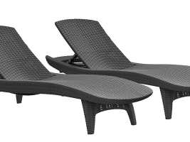 Top 3 Best Patio Chaise Lounges 2018 Review