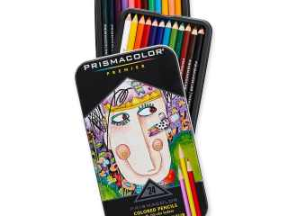 Top 3 Best-Colored Pencils 2017 Review