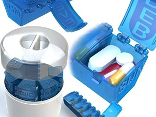 Top 10 Best Pill Organizer 2017 Review
