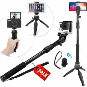 watch afdba 603fb Top 10 Best Iphone X Selfie Sticks 2019 Review - A Best Pro