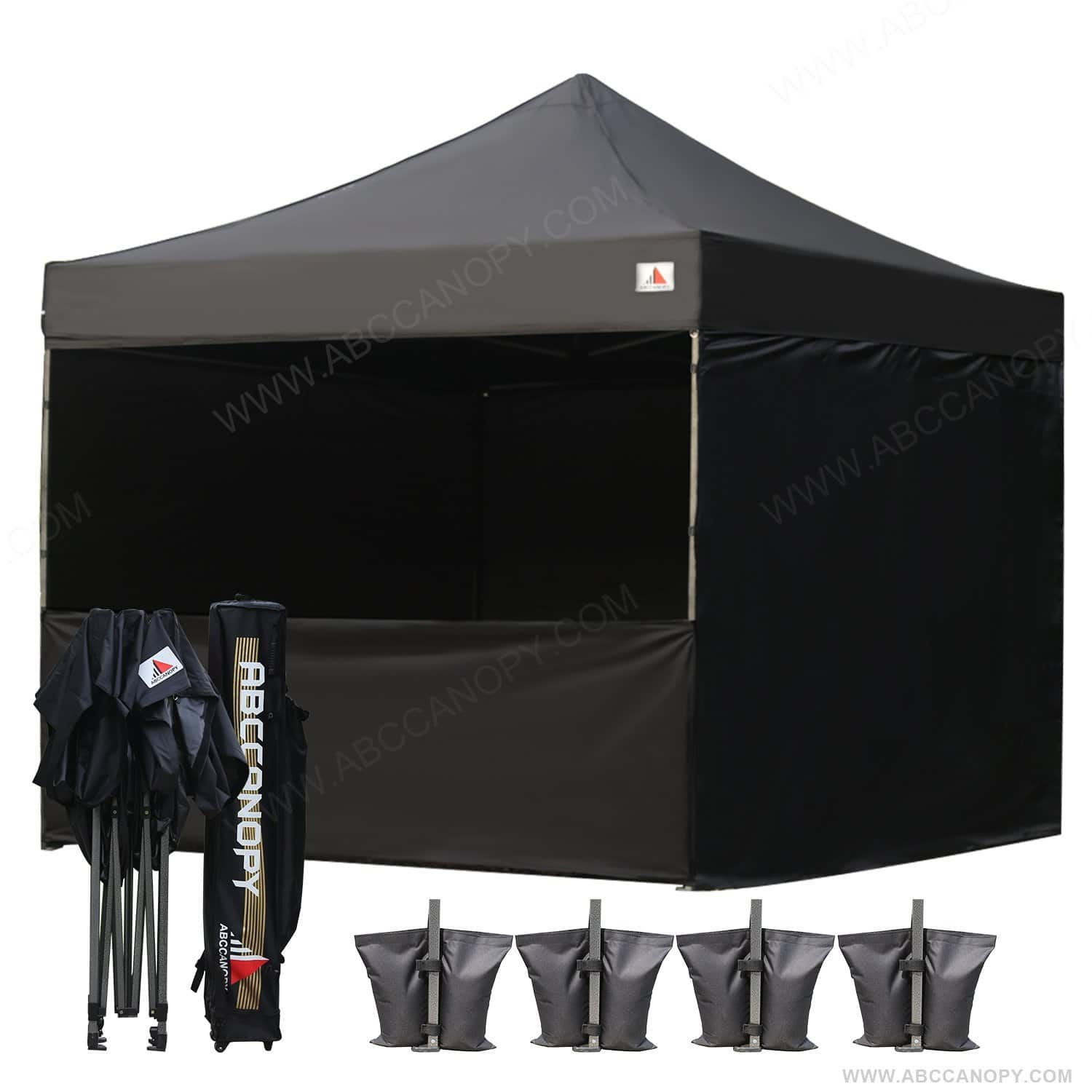 AbcCanopy Commercial 10×10 Instant Canopy Craft Display Tent  sc 1 st  ABestPro & Top 10 Best outdoor trade show tent 2018 Review - A Best Pro
