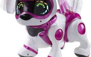 Top 10 Best Robot Dog Toys in 2018 Reviews