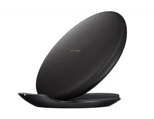 Samsung Qi Certified Fast Charge Wireless Charging Convertible Stand/Pad