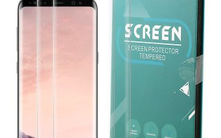 Top 10 Best Samsung Galaxy S8 plus Screen Protector 2020 Review