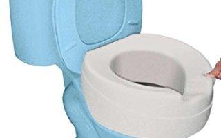 Top 10 Best Toilet seats for hemorrhoids in 2020 Review