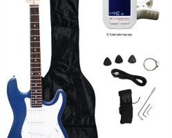 Top Ten Best Electric Guitar Kits for Beginner in 2018 Review.