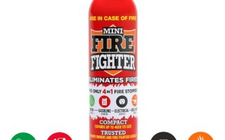 Top 10 Best Fire Extinguishers 2018 Review