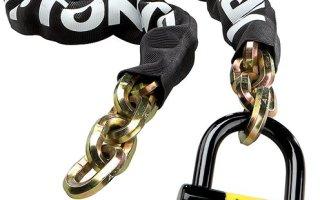 Top 10 Best Motorcycle locks 2020 review