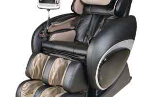 Top 10 Best Massage Chairs in 2019 Review