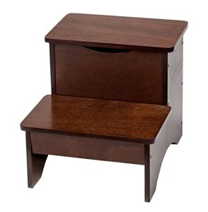 Pleasant Top 10 Best Wooden Step Stools In 2019 Review A Best Pro Gmtry Best Dining Table And Chair Ideas Images Gmtryco