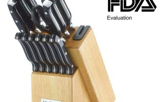 Top 10 Best knife block set  Review