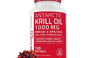 Top 10 Best Krill Oils in 2019 Review