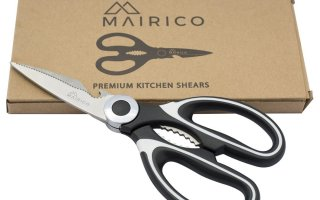 Top 10 Best Stainless Steel Scissors in 2018 Review