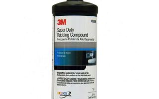 Top 10 Best Rubbing Compound 2018 Review