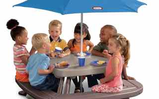 Top 10 Best Kids Picnic Table in 2019 Review