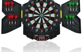 Top 10 Best Dartboard 2019 Review