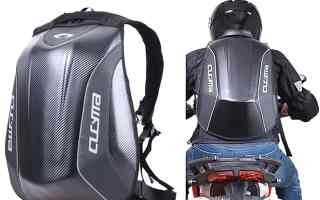 Top 10 Best Motorcycle backpack Review