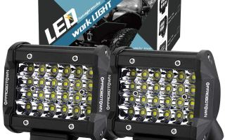 Top 10 Best Led Fog Lights in 2018 Review