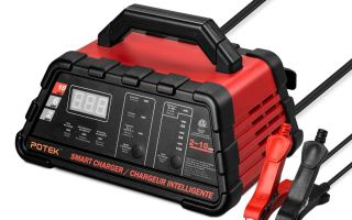 Top 10 Best Car Battery Chargers in 2018 Review