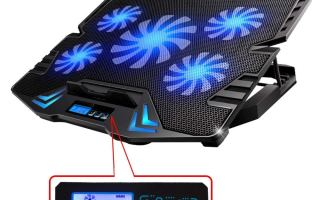Top 10 Best Laptop Cooling Pad in 2018 Review